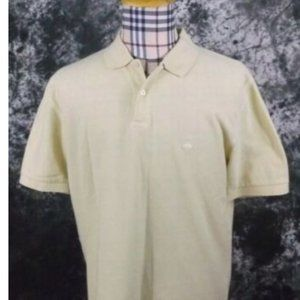 Brooks Brothers Vintage polo yellow short sleeve
